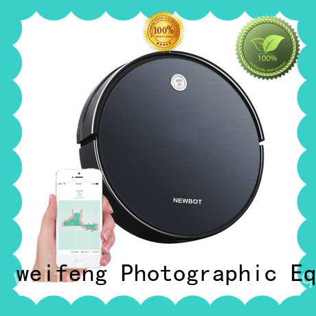 weifeng brushless best automatic vacuum with app control for sale
