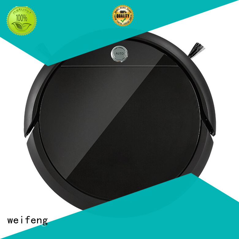 wholesale good robot vacuum cleaner with wifi control for housecleaning