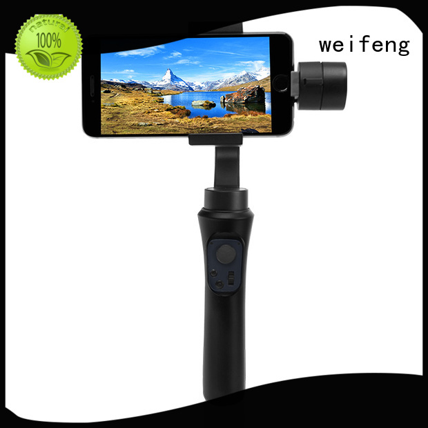 weifeng top mobile phone stabilizer company for sale