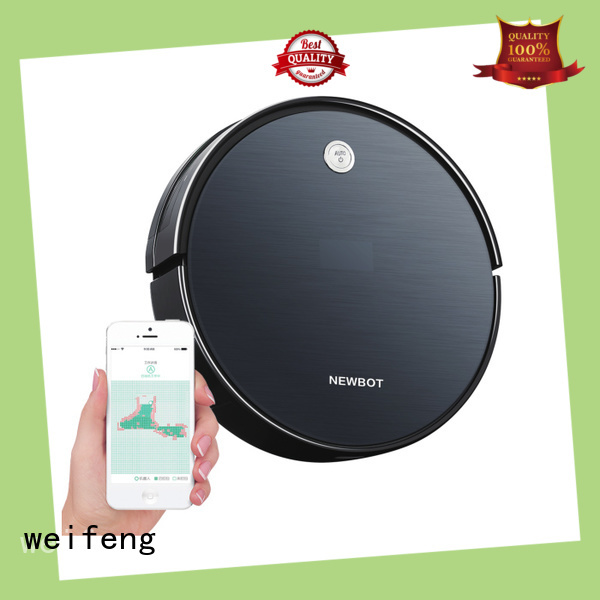 weifeng good selling best rated robot vacuum factory for house