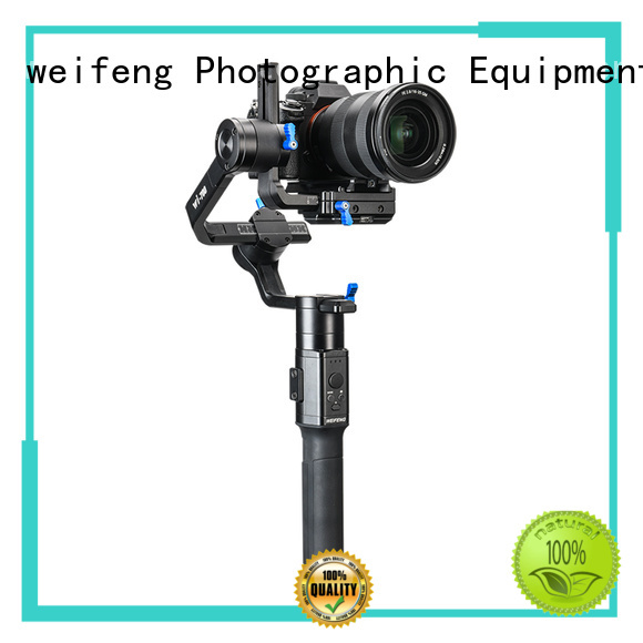 weifeng top best camera stabilizer company for business