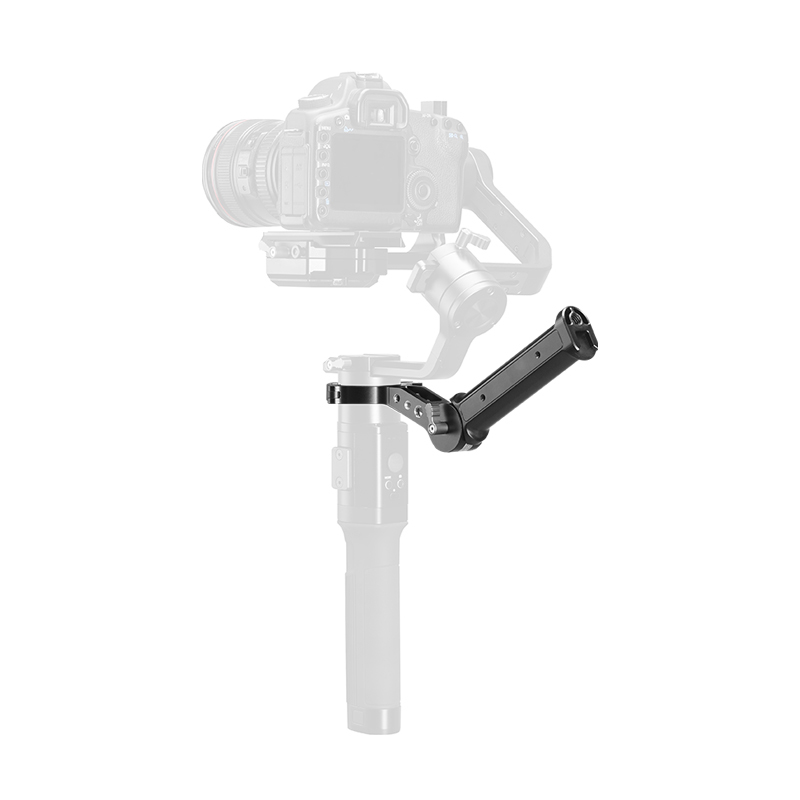3 Way Single DSLR Camera Stabilizer Gimbal Handle For Video Vlog