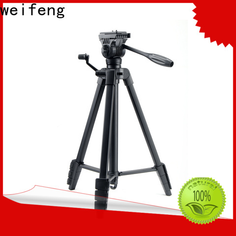 weifeng wholesale cheap tripod supply for camera