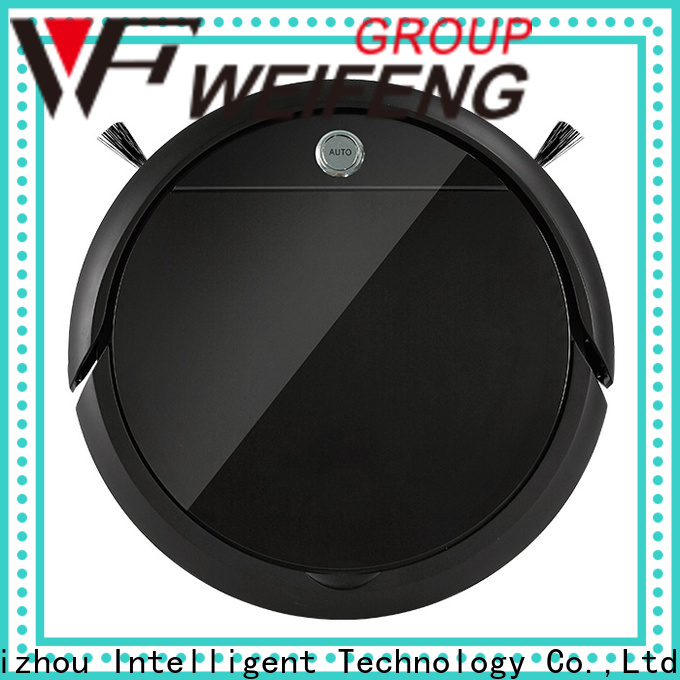 weifeng top best robot vacuum cleaner with app control for sale