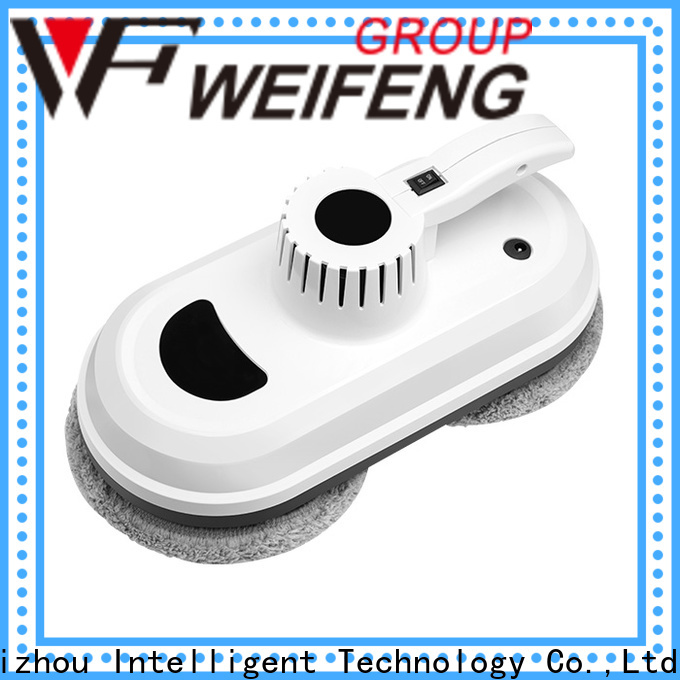 weifeng window glass cleaning robot with remote control for house
