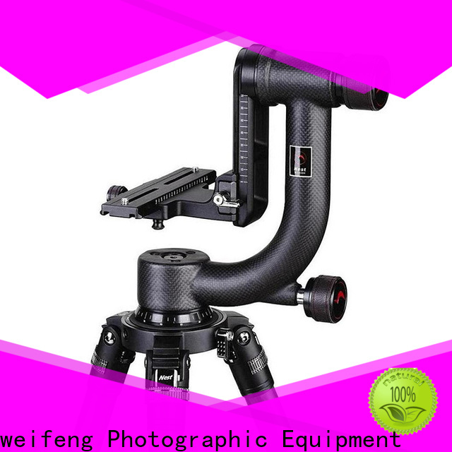 weifeng best gimbal head manufacturers for camera