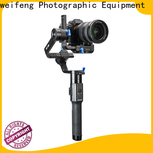 weifeng professional camera stabilizer manufacturers for business
