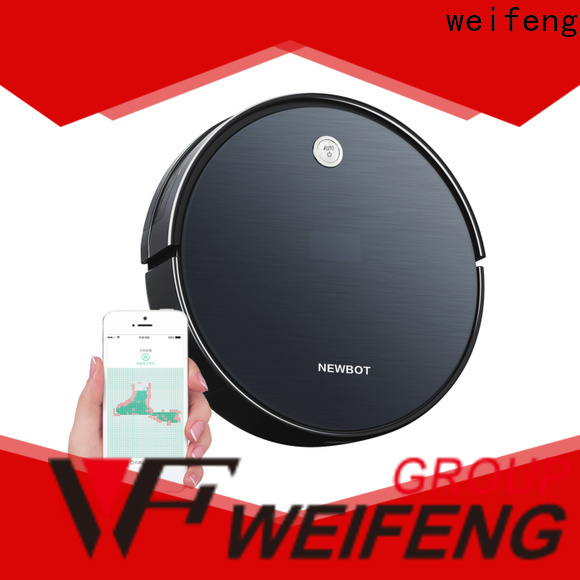 weifeng brushless best automatic vacuum cleaner with app control for house