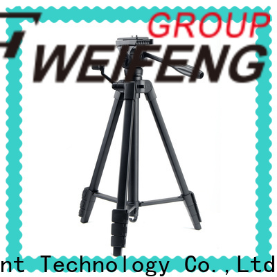 weifeng high-quality tripod stand supply for camera