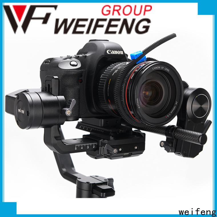 weifeng latest best follow focus system manufacturers for dslr