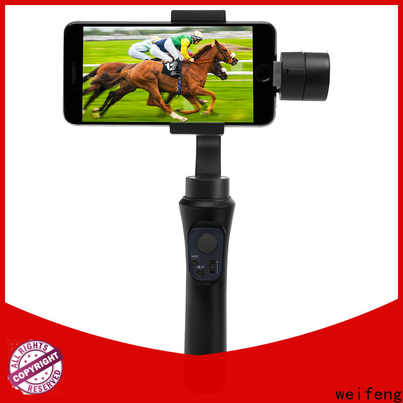 weifeng cell phone gimbal stabilizer suppliers for sale