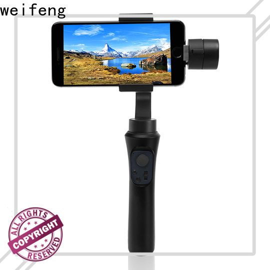 weifeng best mobile phone gimbal factory for business