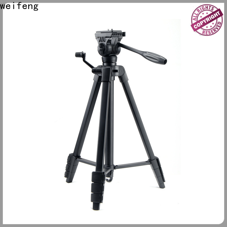 weifeng top professional photography tripod factory for camera