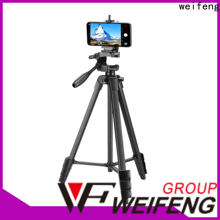 weifeng professional photography tripod manufacturers for phone
