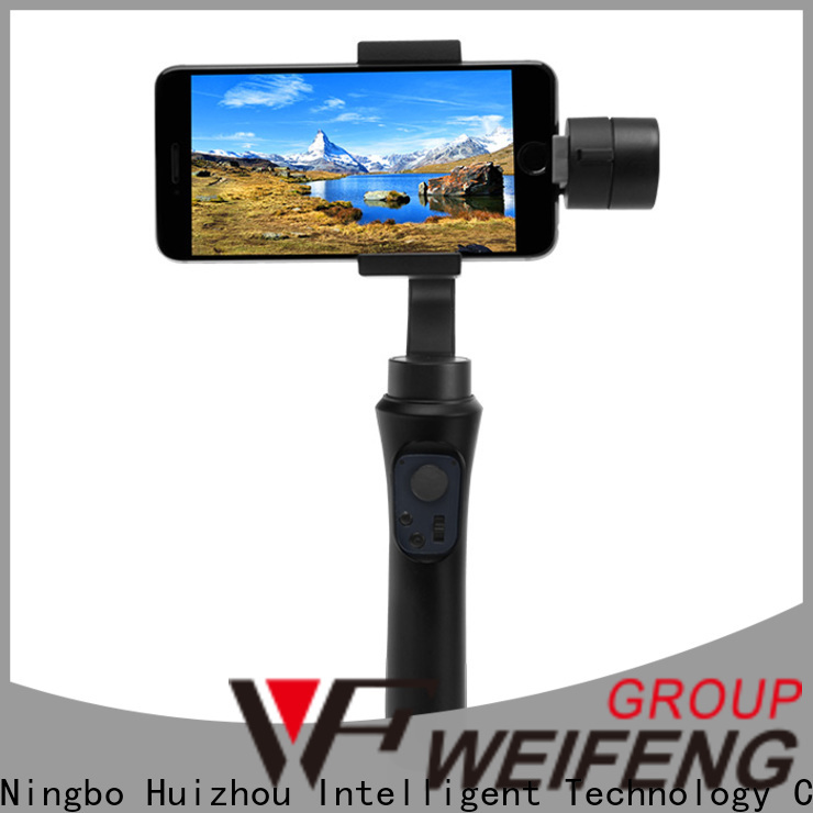 weifeng high-quality best mobile phone stabilizer suppliers for phone video