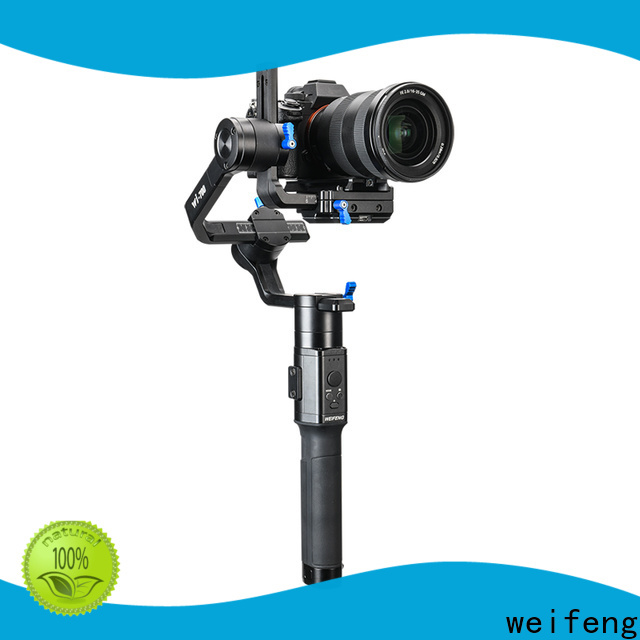 weifeng cheapest professional camera stabilizer manufacturers for sale