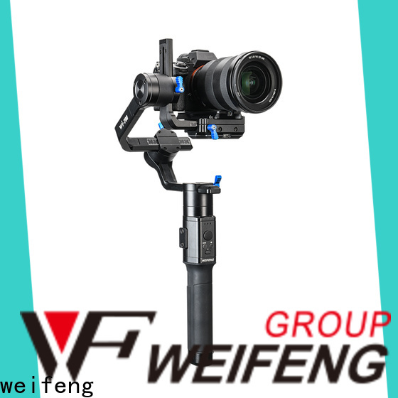 weifeng latest professional camera stabilizer factory for sale