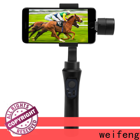 weifeng high-quality best cell phone stabilizer factory for phone video