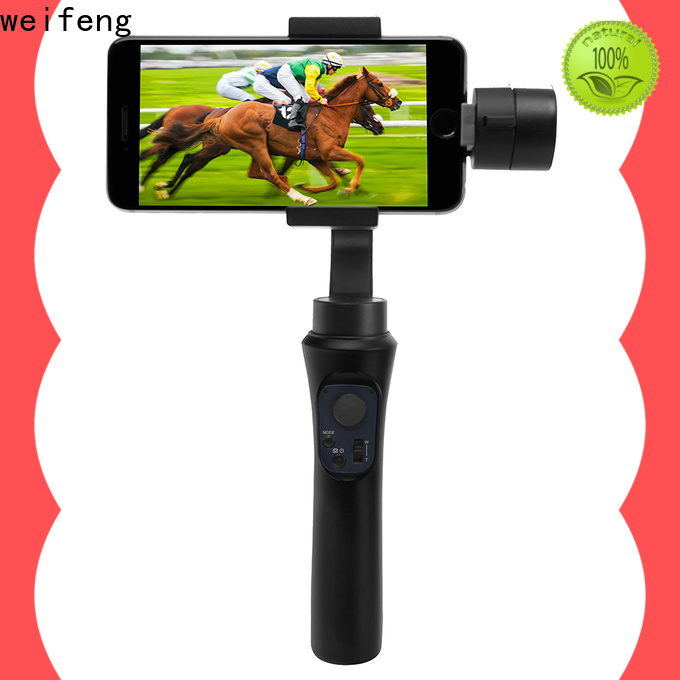 weifeng new best mobile phone stabilizer company for business