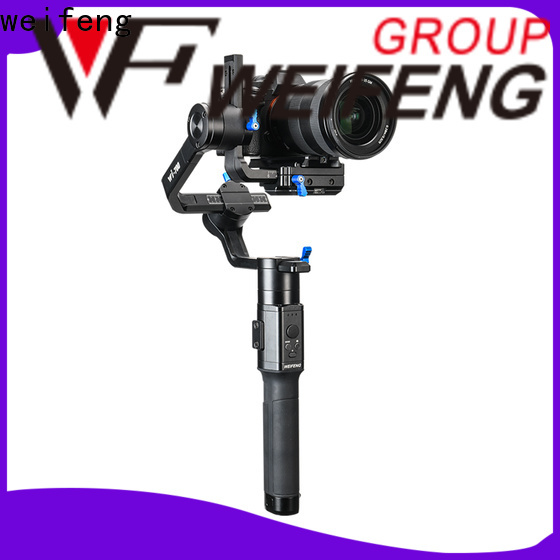 weifeng top best camera stabilizer company for youtube vlog