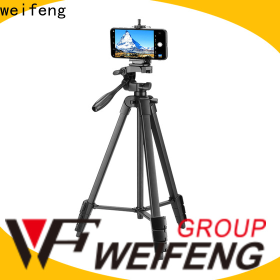 weifeng latest tripod stand supply for video