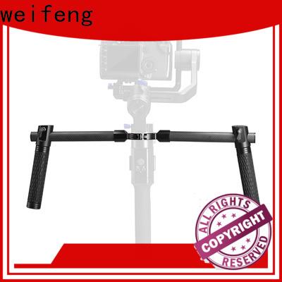 weifeng gimbal handle company for dslr