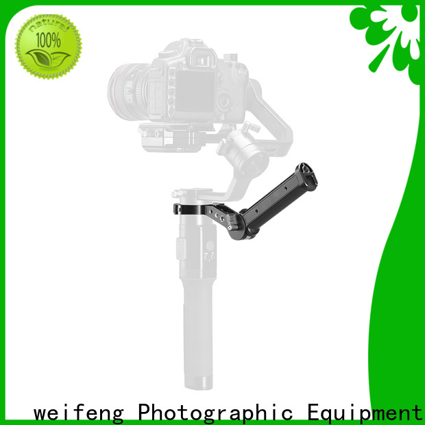 weifeng stabilizer handle supply for camera