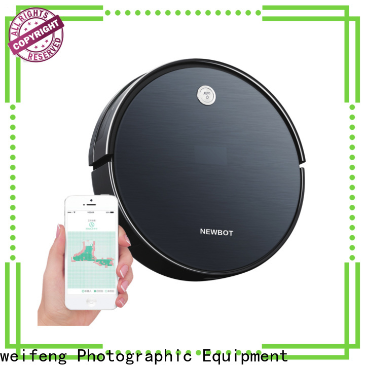 weifeng automated vacuum cleaner with alexa voice control for house