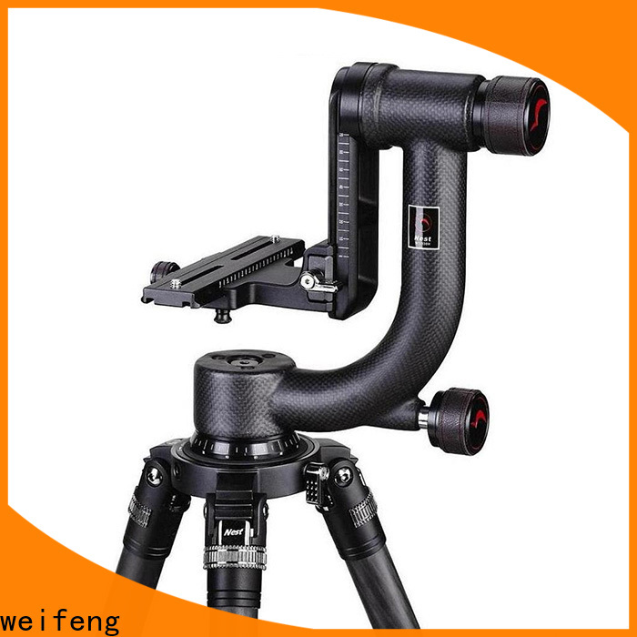 weifeng cheap gimbal head suppliers for camera