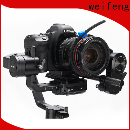 weifeng wholesale follow focus motor with focus ring for sale