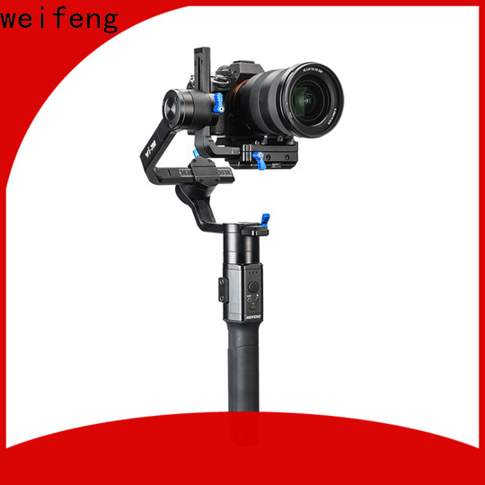 weifeng cheapest best camera stabilizer factory for sale