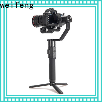 weifeng custom best camera stabilizer suppliers for youtube vlog