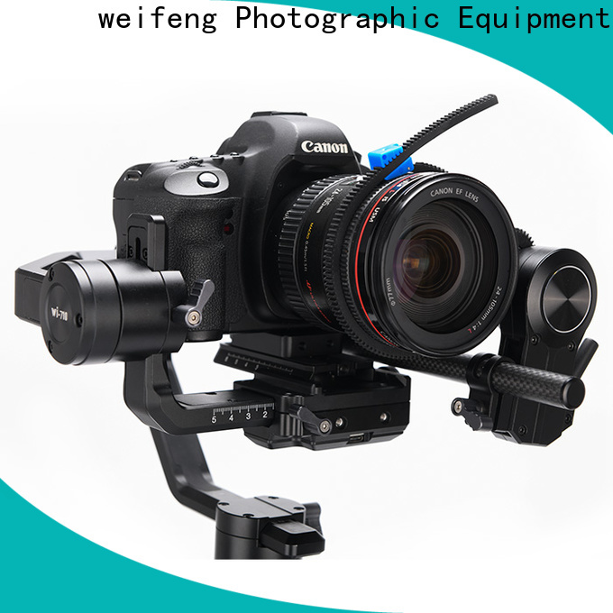 weifeng high-quality wireless follow focus system with focus ring for sale