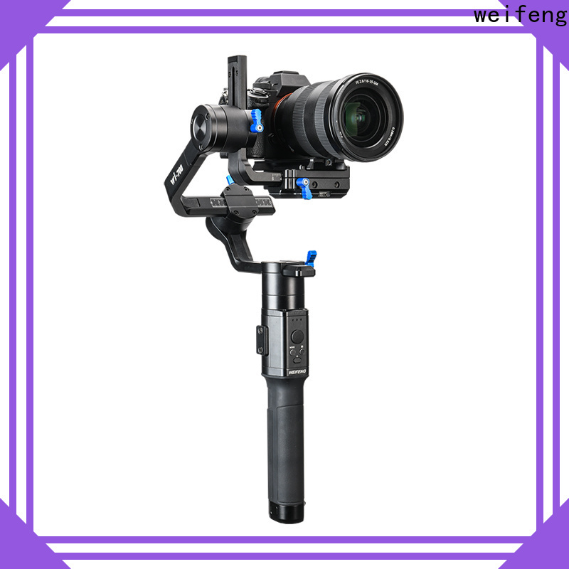 latest professional camera stabilizer suppliers for youtube vlog