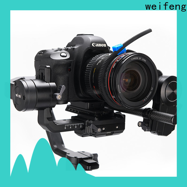 weifeng wireless follow focus system company for camera