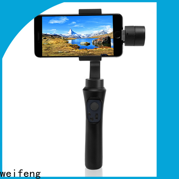 weifeng new best cell phone gimbal manufacturers for sale