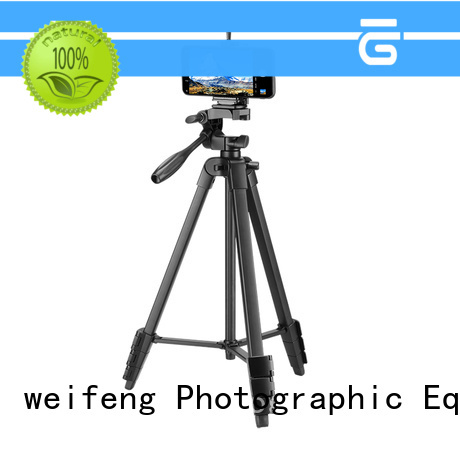 weifeng custom good tripod company for video