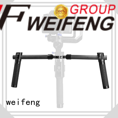weifeng high-quality gimbal handle suppliers for video