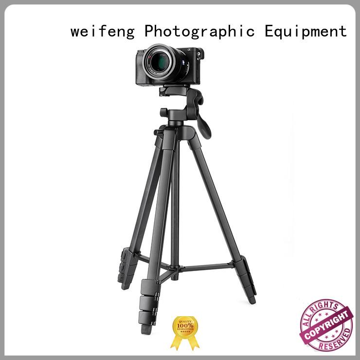 weifeng cheap tripod suppliers for video